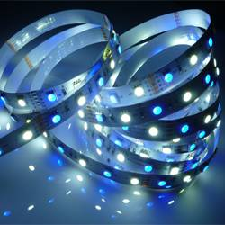 Non-Waterproof RGBW LED Strips