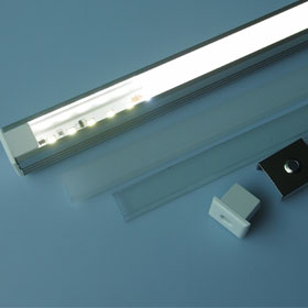 Aluminum LED Light Bar with QL-AL07