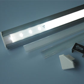 Auminum LED Light Bar with QL-AL11